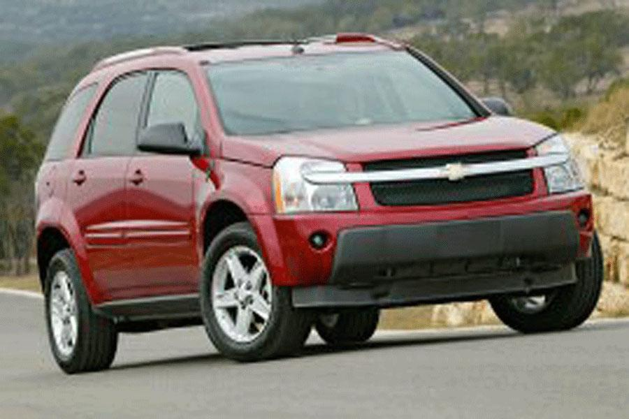 2006 Chevrolet Equinox Specs Pictures Trims Colors  Carscom