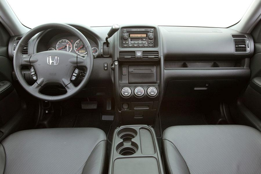 how to find out model trim of honda cr-v 2006