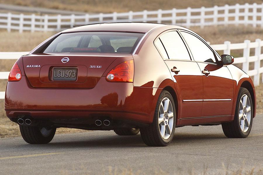 2006 Nissan Maxima Specs Pictures Trims Colors Cars Com