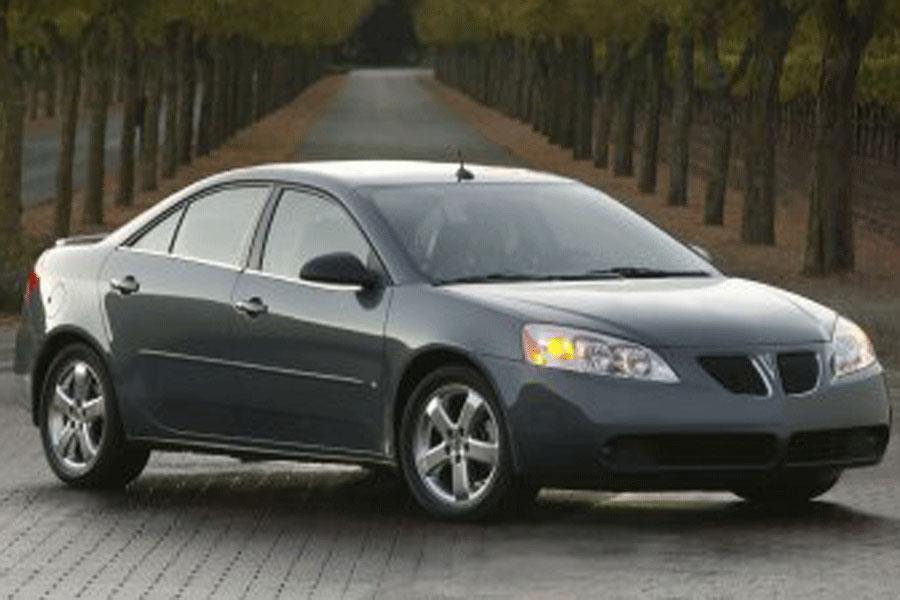 2006 Pontiac G6 Reviews Specs And Prices Cars Com