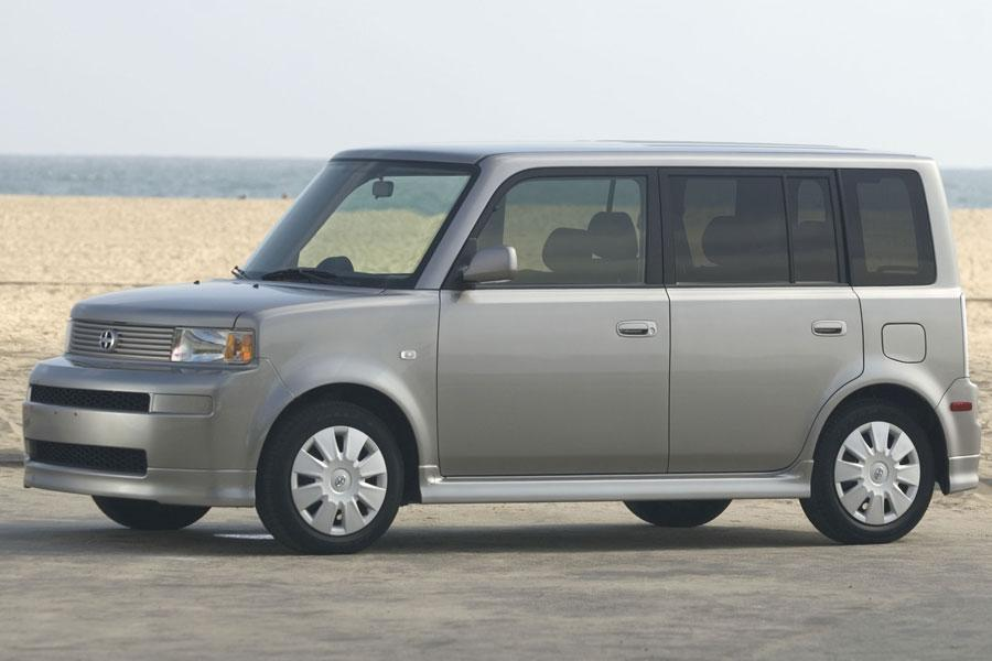 2006 scion xb reviews specs and prices. Black Bedroom Furniture Sets. Home Design Ideas