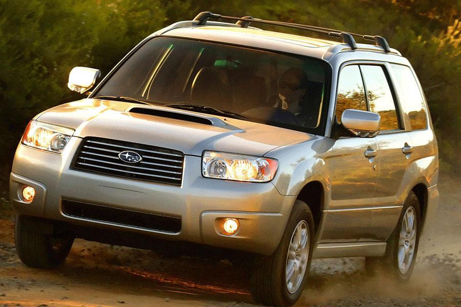 2006 Subaru Forester Specs  Pictures  Trims  Colors