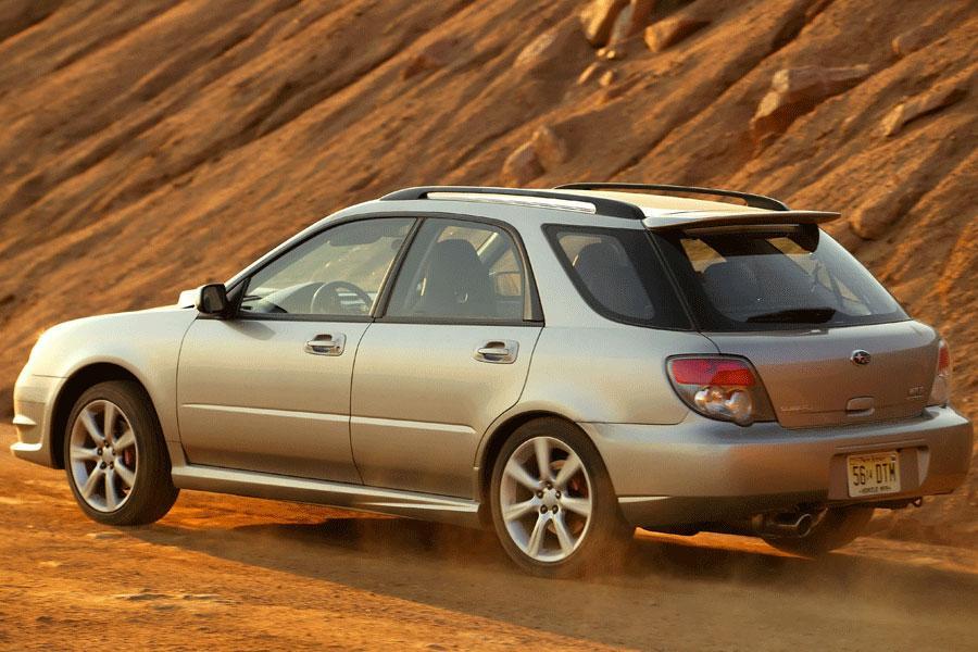 2006 Subaru Impreza Reviews Specs And Prices Cars Com