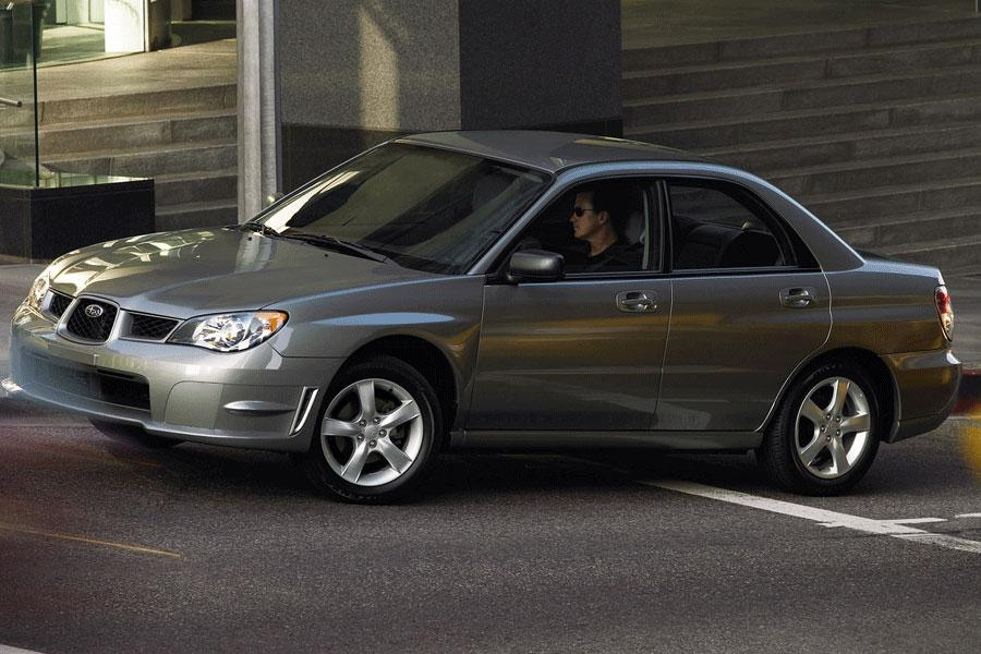 2006 Subaru Impreza Reviews Specs And Prices Cars Com