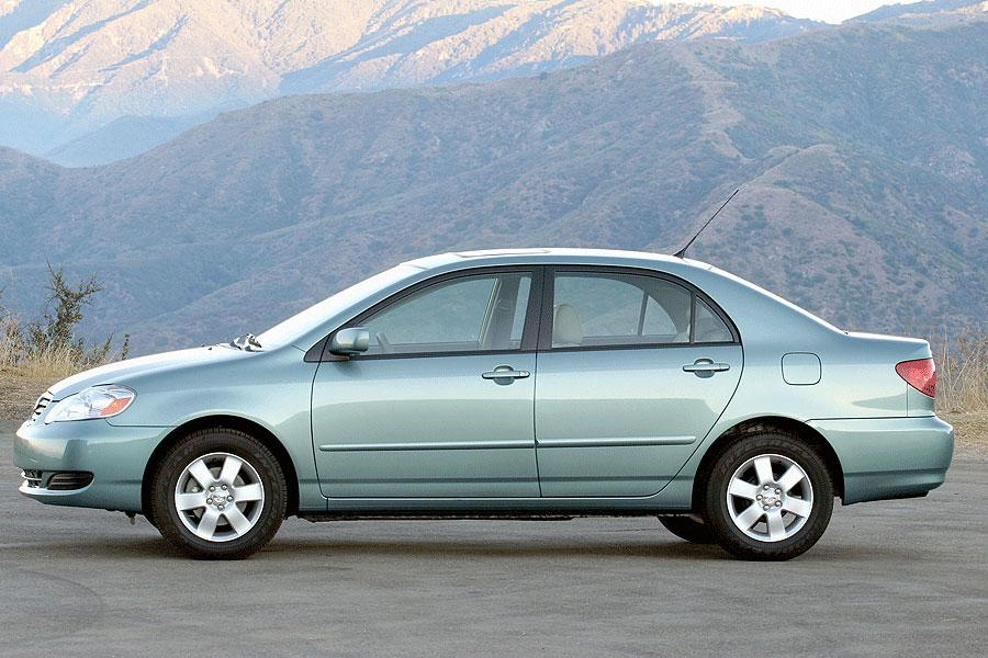 how to change oil on a 2006 toyota corolla