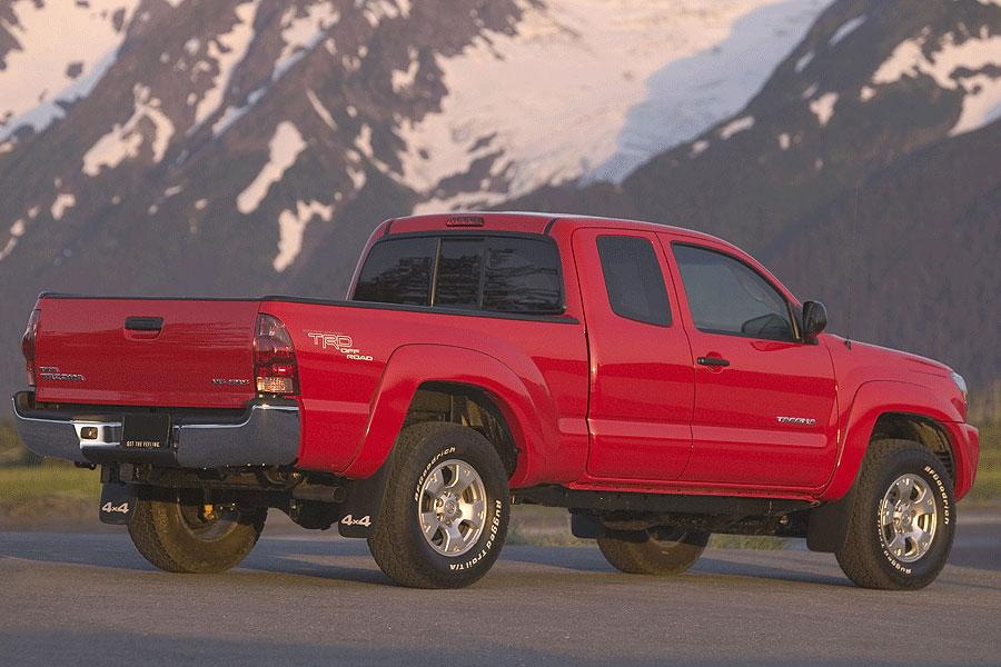 2014 Toyota Tacoma For Sale >> 2006 Toyota Tacoma Reviews, Specs and Prices | Cars.com