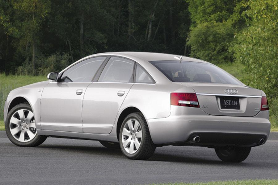 Audi A6 For Sale >> 2006 Audi A6 Reviews, Specs and Prices | Cars.com