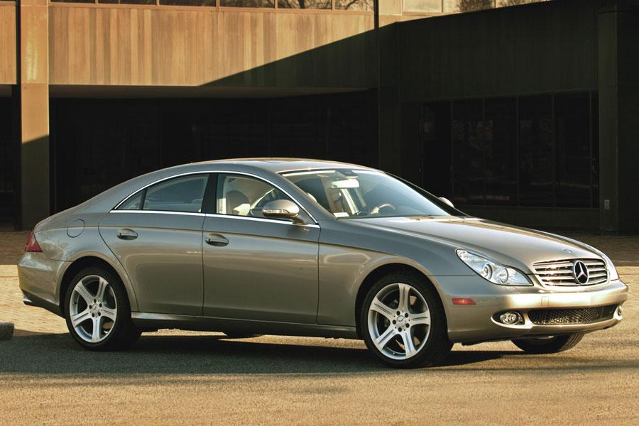 2006 mercedes benz cls class reviews specs and prices for Mercedes benz cls price