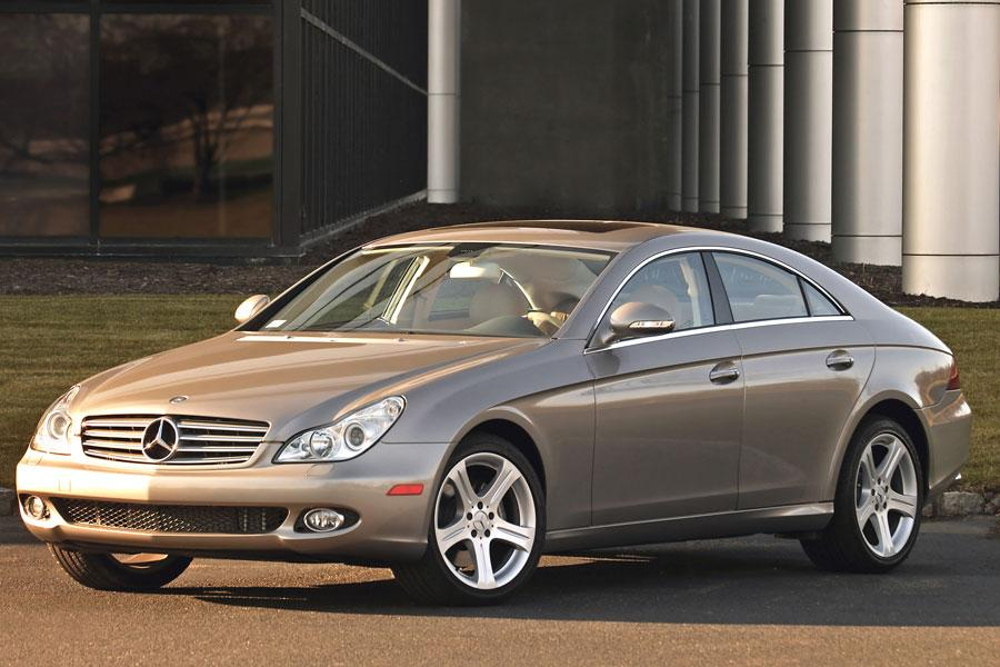 2006 mercedes benz cls class reviews specs and prices for Mercedes benz c service cost