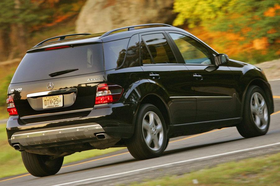 2006 mercedes benz m class reviews specs and prices for 2006 mercedes benz ml350 price