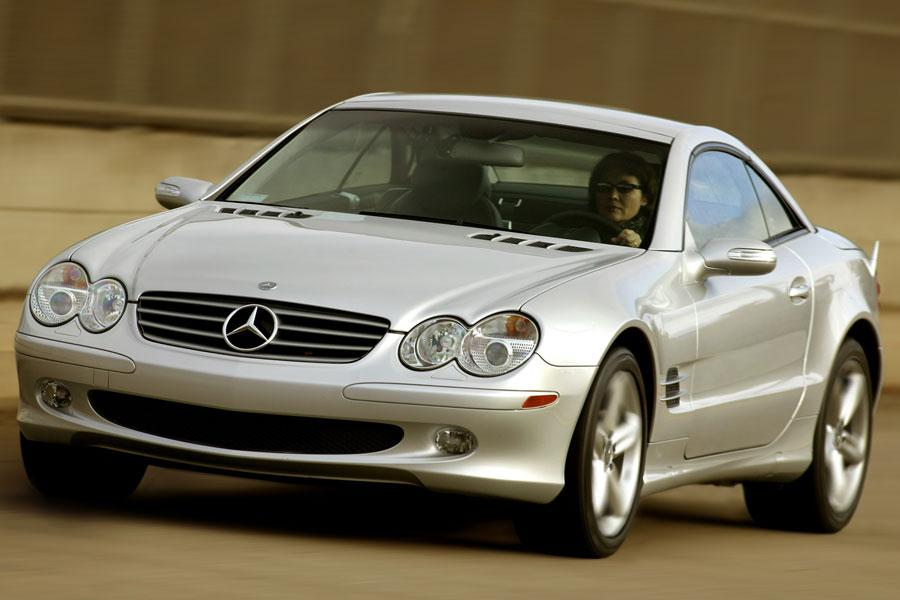 2006 mercedes benz sl class reviews specs and prices for Mercedes benz c class 2006 price
