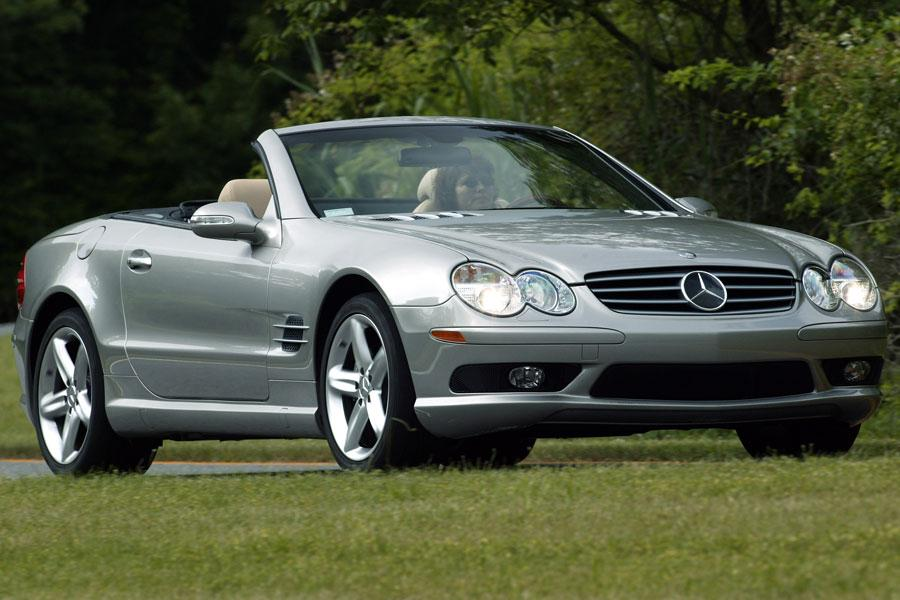 2006 mercedes benz sl class reviews specs and prices for How much mercedes benz cost