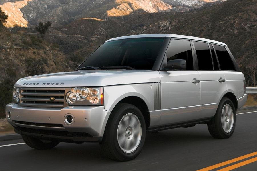 2006 land rover range rover reviews specs and prices. Black Bedroom Furniture Sets. Home Design Ideas