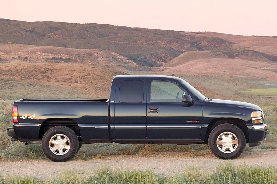 2006 GMC Sierra 1500 Reviews, Specs and Prices | Cars.com