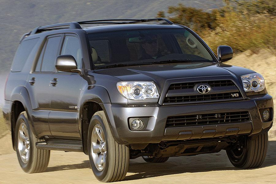 2007 Toyota 4runner Specs Pictures Trims Colors Cars Com