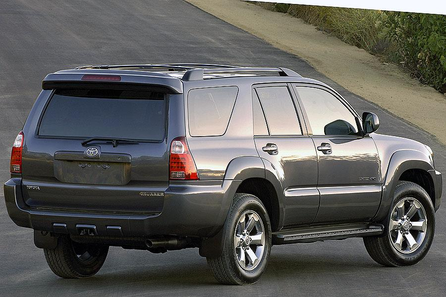 2007 Toyota 4Runner Specs, Pictures, Trims, Colors || Cars.com