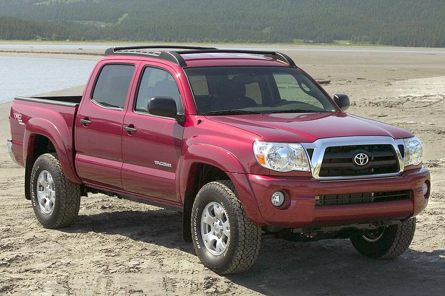 2014 Toyota Tacoma For Sale >> 2007 Toyota Tacoma Reviews, Specs and Prices | Cars.com