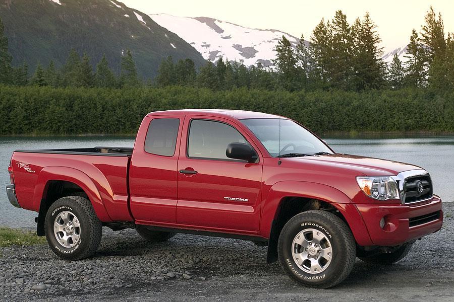 2007 Toyota Tacoma Reviews Specs And Prices Cars Com