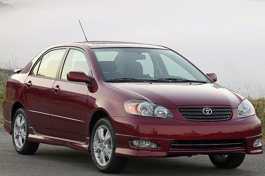 2007 Toyota Corolla Reviews Specs And Prices Cars Com