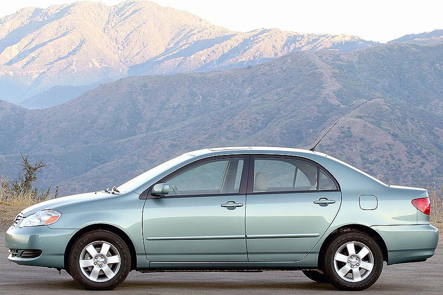 2007 toyota corolla reviews specs and prices. Black Bedroom Furniture Sets. Home Design Ideas