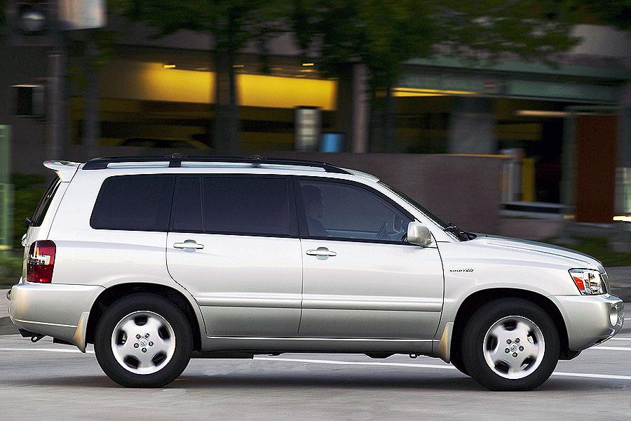 2007 toyota highlander reviews specs and prices. Black Bedroom Furniture Sets. Home Design Ideas
