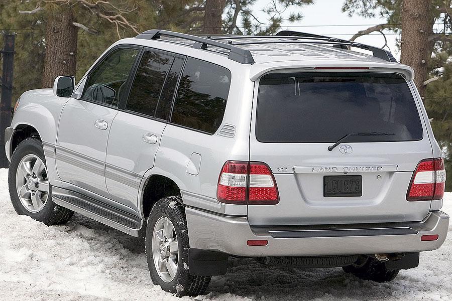 2007 Toyota Land Cruiser Reviews Specs And Prices Cars Com