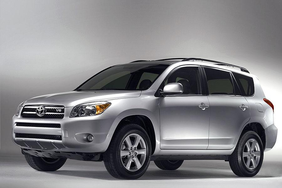 2007 toyota rav4 reviews specs and prices. Black Bedroom Furniture Sets. Home Design Ideas