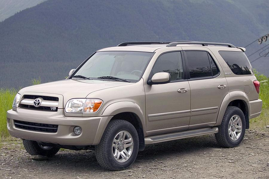 2007 Toyota Sequoia Reviews Specs And Prices Cars Com