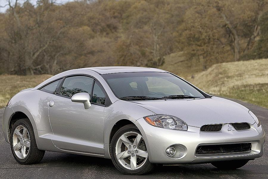 2001 Mitsubishi Eclipse Spyder >> 2007 Mitsubishi Eclipse Reviews, Specs and Prices | Cars.com