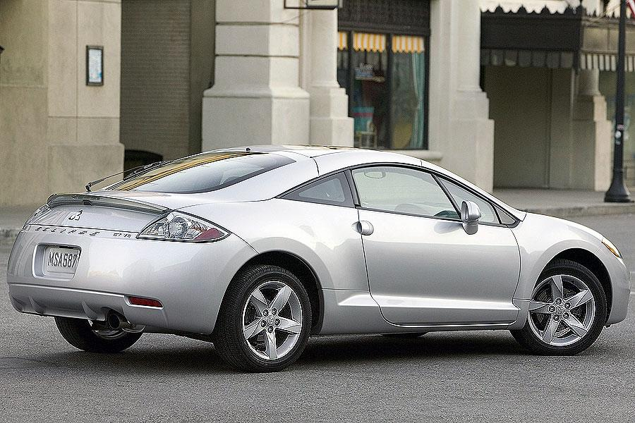 2007 Mitsubishi Eclipse Reviews, Specs and Prices | Cars.com