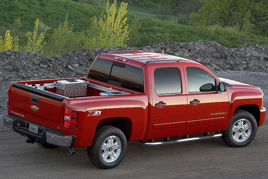 2007 chevrolet silverado 1500 reviews specs and prices. Black Bedroom Furniture Sets. Home Design Ideas