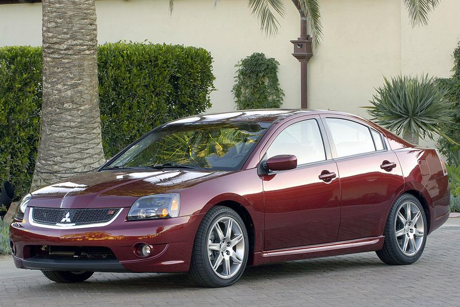 2007 mitsubishi galant reviews specs and prices. Black Bedroom Furniture Sets. Home Design Ideas