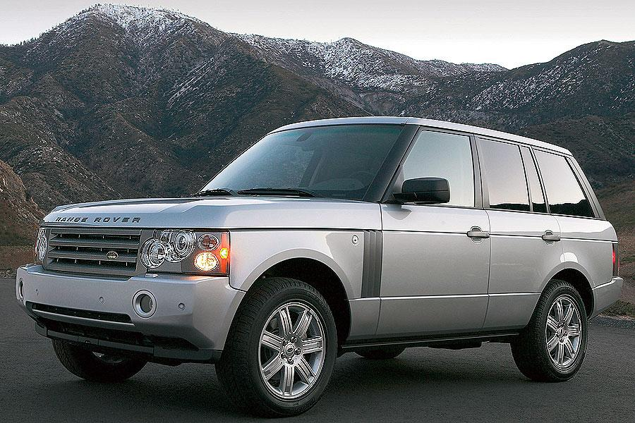 2007 Land Rover Range Rover Specs Pictures Trims Colors