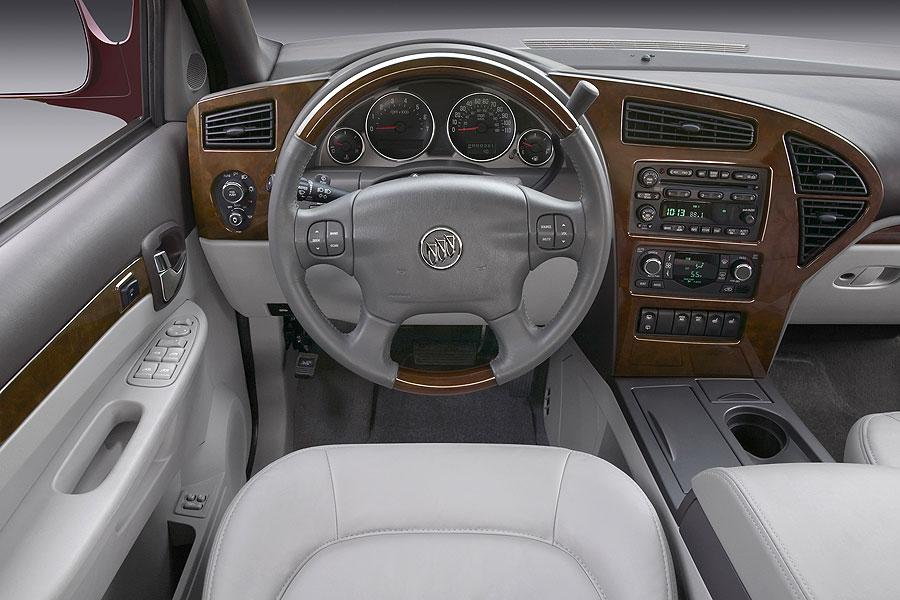 2007 buick rendezvous specs pictures trims colors - Buick rendezvous interior dimensions ...