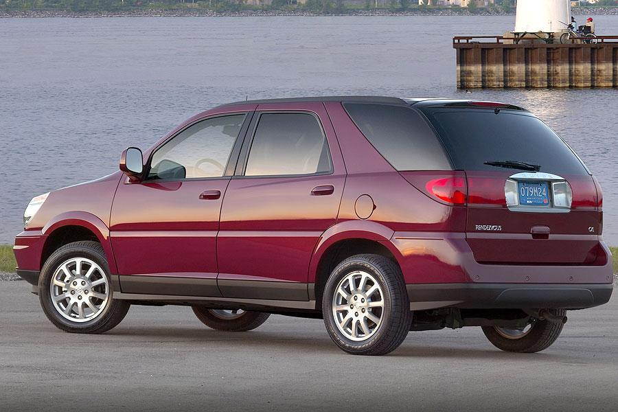 2010 Buick Rendezvous