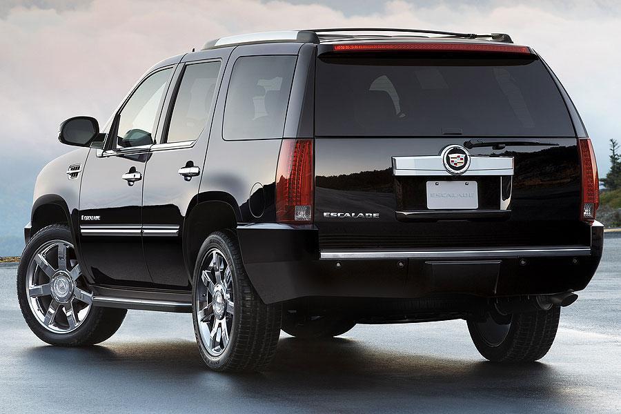 2007 Cadillac Escalade Reviews, Specs And Prices
