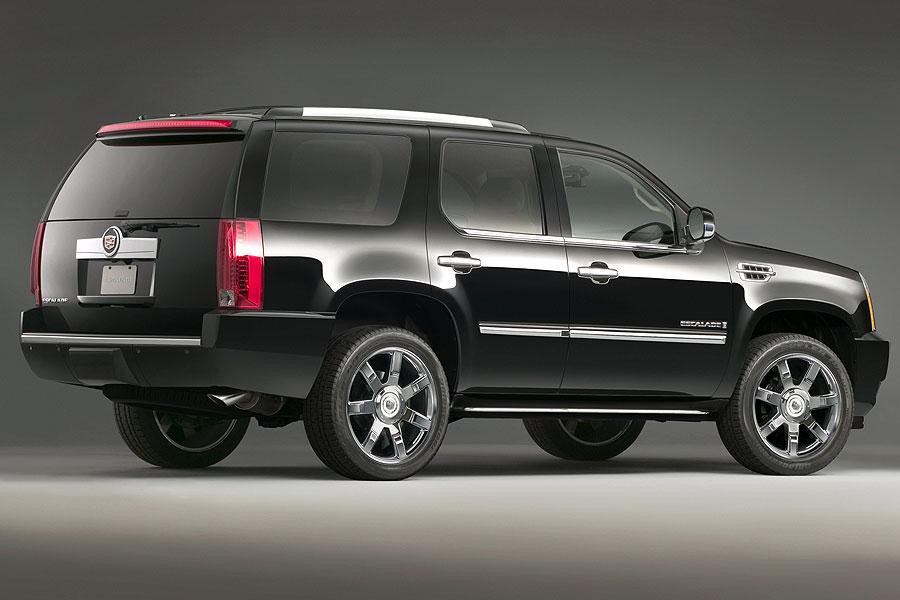 2007 cadillac escalade reviews specs and prices. Black Bedroom Furniture Sets. Home Design Ideas