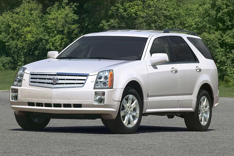2007 Cadillac Srx Reviews Specs And Prices Cars Com