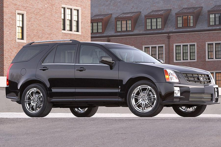 2007 cadillac srx reviews specs and prices. Black Bedroom Furniture Sets. Home Design Ideas