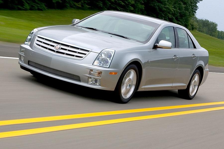2007 Cadillac Sts Reviews Specs And Prices Cars Com