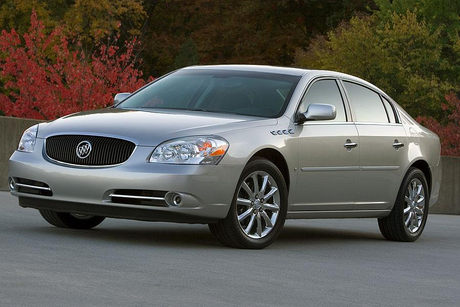2006 Buick Lucerne >> 2007 Buick Lucerne Specs, Pictures, Trims, Colors || Cars.com