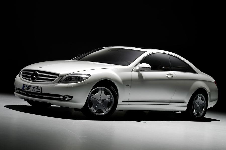 2007 mercedes benz cl class reviews specs and prices. Black Bedroom Furniture Sets. Home Design Ideas
