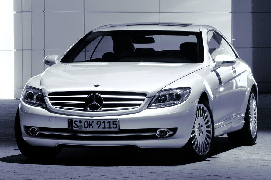 2007 mercedes benz cl class reviews specs and prices for Mercedes benz cl600 price