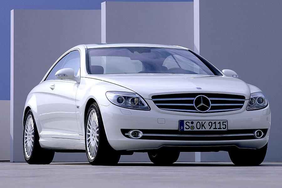 2007 mercedes benz cl class reviews specs and prices for Mercedes benz cl500 review