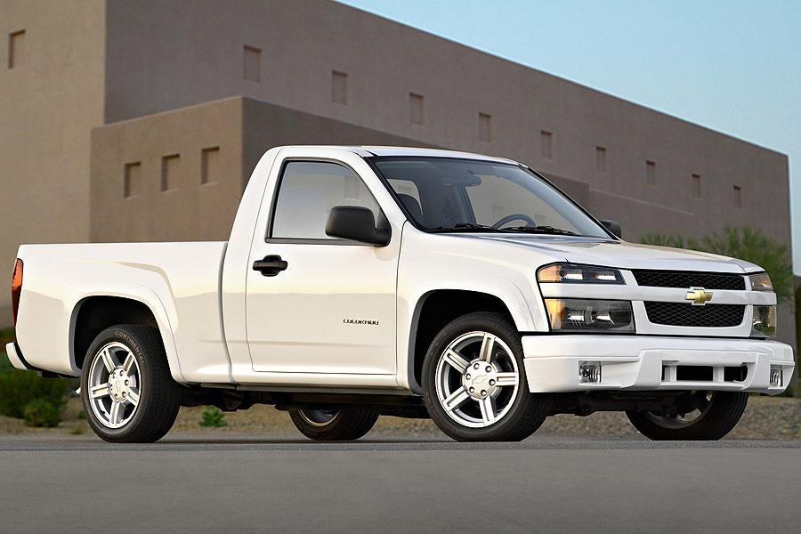 2007 chevrolet colorado reviews specs and prices. Black Bedroom Furniture Sets. Home Design Ideas
