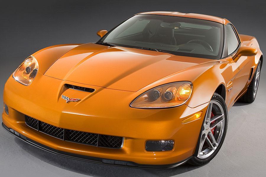 2007 Chevrolet Corvette Reviews Specs And Prices