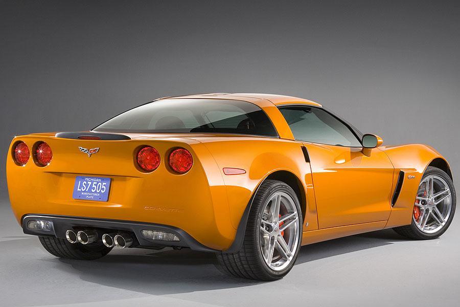 2007 Chevrolet Corvette Reviews Specs And Prices Cars Com