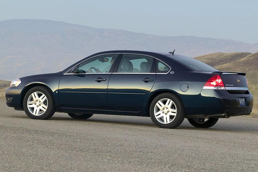 2007 Chevrolet Impala Reviews  Specs And Prices