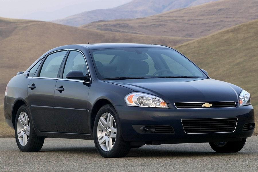 2007 Chevrolet Impala Reviews Specs And Prices Cars Com