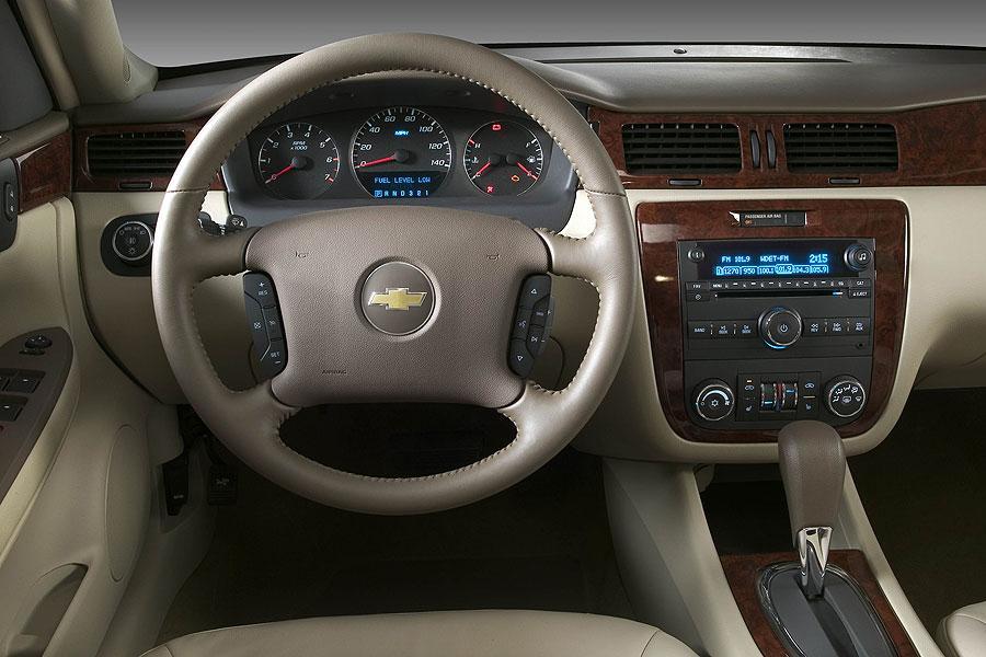 2007 Chevrolet Impala Reviews Specs And Prices Cars Com